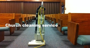 We provide Church cleaning services in Melbourne