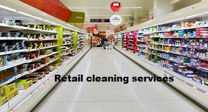 Retail shop , shopping centre cleaners Melbourne 3000